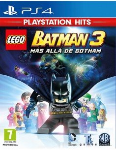 PS4 - Lego Batman 3 - PS...