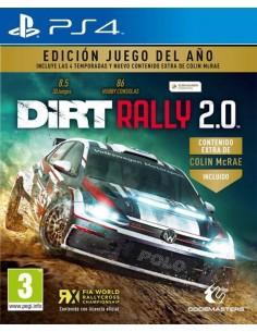 PS4 - DiRT Rally 2 Edicion...