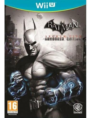 4157-Wii U - Batman Arkham City Edicion Armored-5051893130027