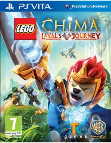 4140-PS Vita - Lego Legends Of Chima-5051893143232