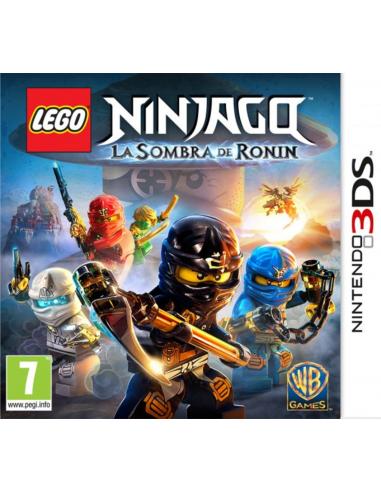4143-3DS - LEGO Ninjago: La sombra de Ronin-5051893218763