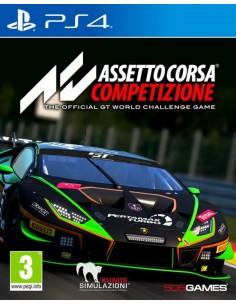 PS4 - Assetto Corsa...