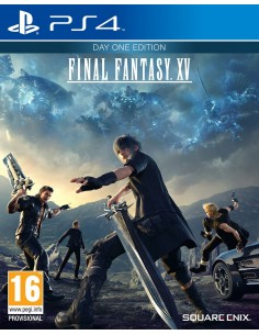 PS4 - Final Fantasy XV...