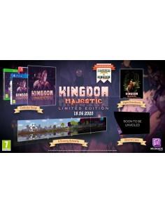 PS4 - Kingdom Majestic...