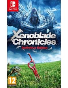 Switch - Xenoblade...