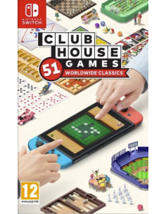Switch - Clubhouse Games:...