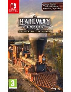 Switch - Railway Empire...