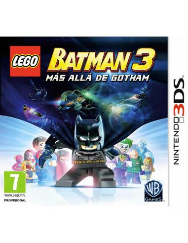 4226-3DS - LEGO Batman 3: Mas Alla de Gotham-5051893169034