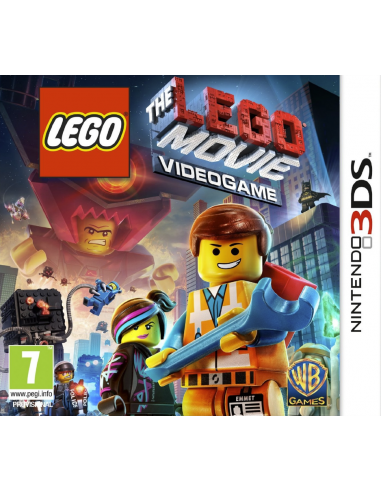 4227-3DS - LEGO Movie Videogame-5051893165050