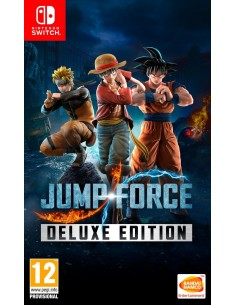 Switch - Jump Force Deluxe...