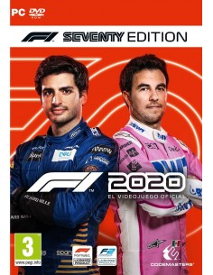 PC - Formula 1 2020 Seventy...
