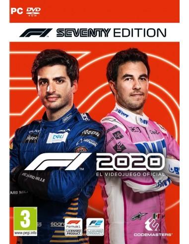 4223-PC - Formula 1 2020 Seventy Edition-4020628722203