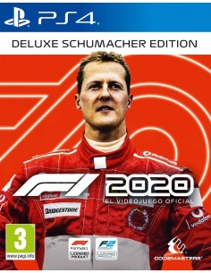PS4 - Formula 1 2020 Deluxe...