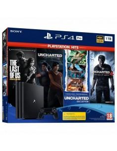 PS4 - PS4 Pro 1TB +Last of...