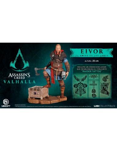 4264-Figuras - Figura Assassin's Creed Valhalla Eivor Matalobos-3307216164548