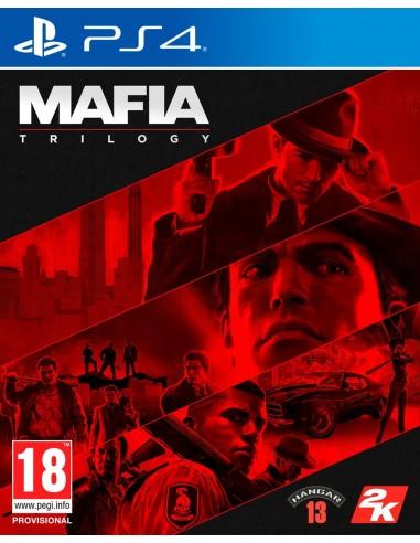 4391-PS4 - Mafia Trilogy-5026555428316