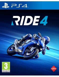 PS4 - RIDE 4