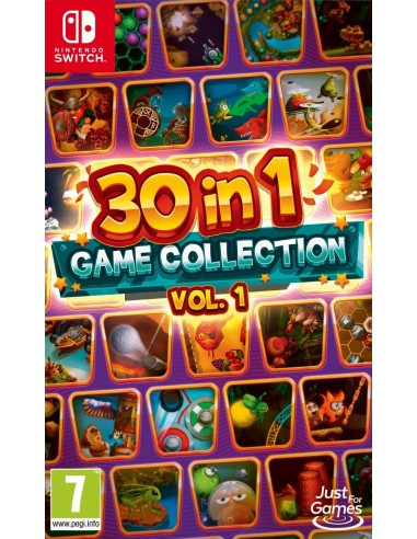 4349-Switch - 30-In-1 Games Collection Vol.1-3700664527376
