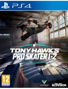 PS4 - Tony Hawk's Pro...