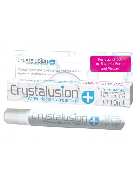 -4393-Multi Plataforma - Desinfección Dispositivos Electrónicos. Crystalusion Plus-5030578496269