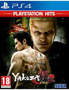 PS4 - Yakuza Kiwami 2 - PS...