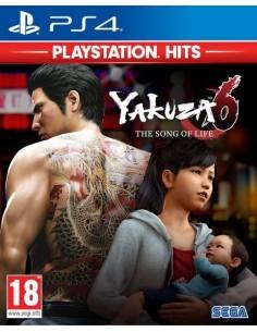 PS4 - Yakuza 6: The Song of...