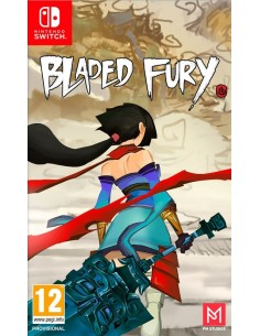 Switch - Bladed Fury