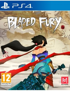 PS4 - Bladed Fury