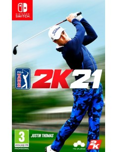 Switch - PGA Tour 2K21