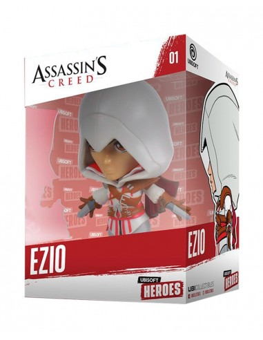 4537-Figuras - Figura Ezio Ubisoft Heroes Collection-3307216143130