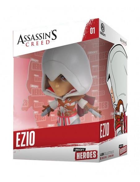 -4537-Figuras - Figura Ezio Ubisoft Heroes Collection-3307216143130