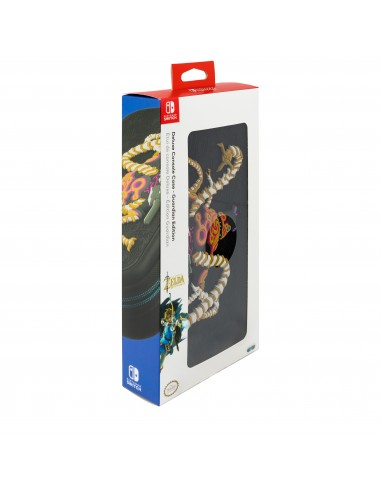 4409-Switch - Deluxe Consola Case  Zelda Guardian Edition-0708056062248