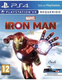 PS4 - Marvels Iron Man VR