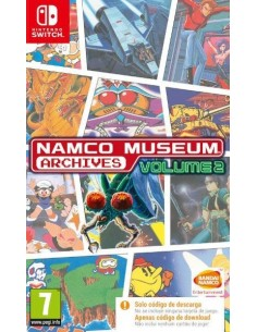 Switch - Namco Museum...