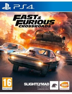 PS4 - Fast & Furious...