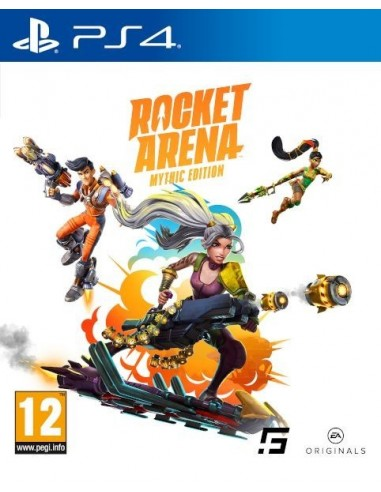 4522-PS4 - Rocket Arena Mythic Edition-5030946124152
