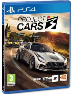 PS4 - Project Cars 3
