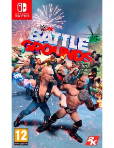 Switch - WWE 2K Battlegrounds