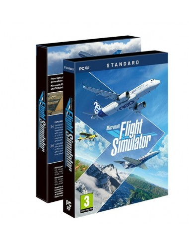 4659-PC - Microsoft Flight Simulator Standard Edition-4015918149464