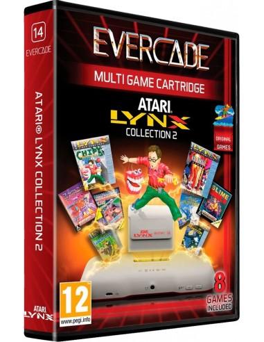 4739-Retro - Cartucho Evercade Atari Lynx Collection 2-5060690792000
