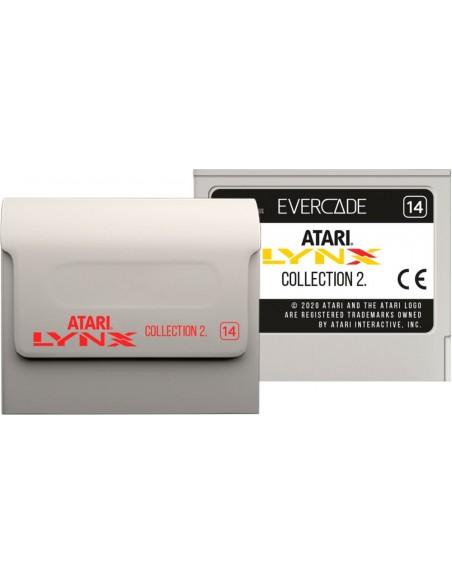 -4739-Retro - Cartucho Evercade Atari Lynx Collection 2-5060690792000
