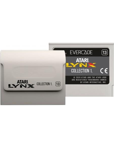 -4747-Retro - Cartucho Evercade Atari Lynx Collection 1-5060690791478