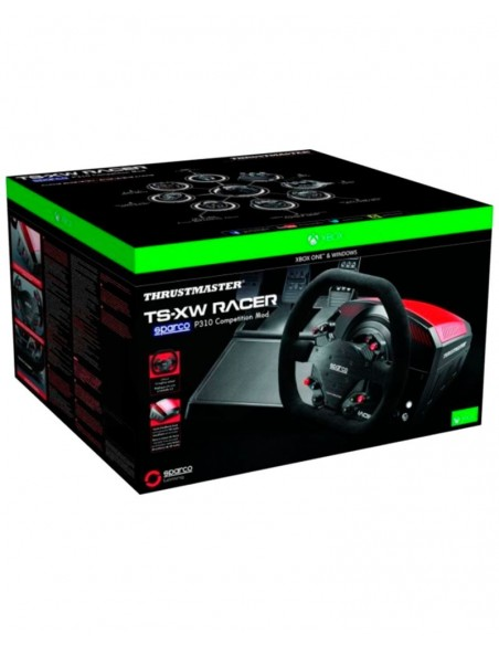 -4494-Xbox One - Volante TS-XW Racer Sparco P310 Competition (XOne/XS/PC)-3362934402471