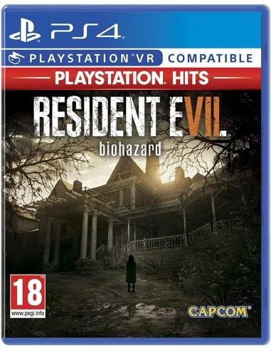 4771-PS4 - Resident Evil 7: Biohazard - Hits-5055060900864