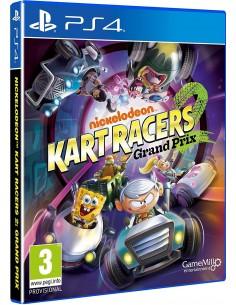 PS4 - Nickelodeon Kart...