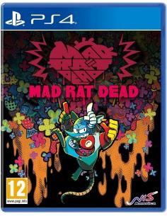PS4 - Mad Rat Dead