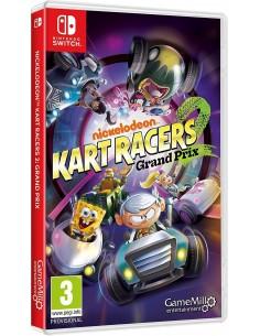 Switch - Nickelodeon Kart...