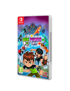 Switch - Ben 10: Power Trip!