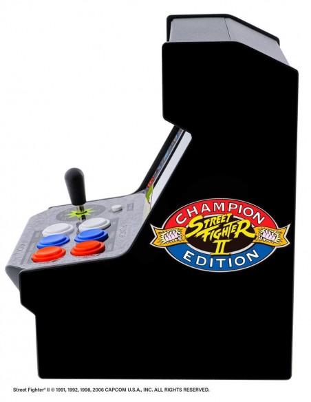 -4755-Retro - Consola Retro Micro Player Street Fighter II-0845620032839