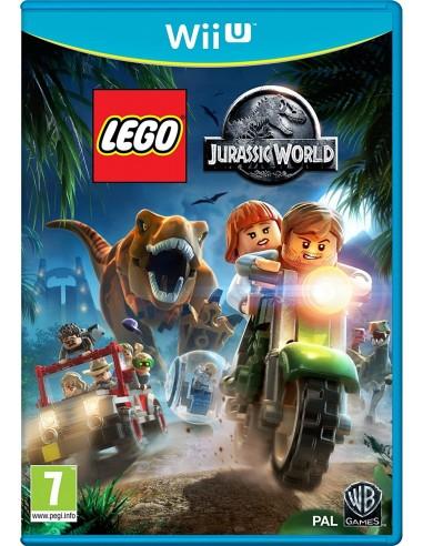 4793-Wii U - LEGO: Jurassic World-5051893218480